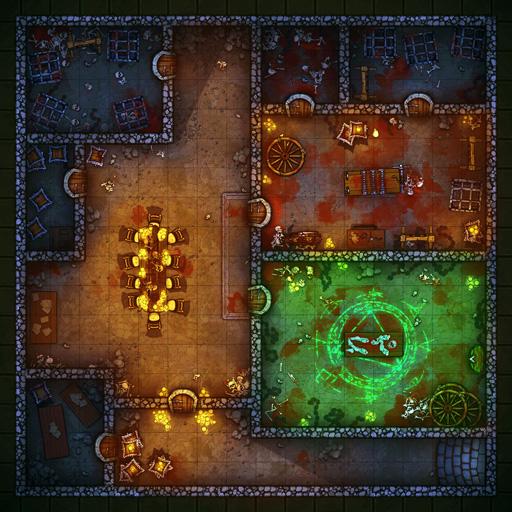 Zombie Workshop Battle Map Thumb