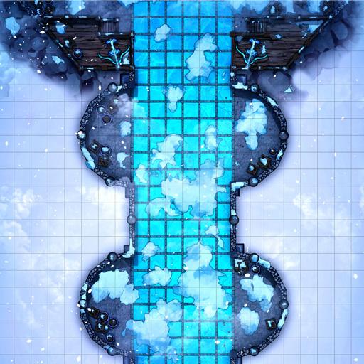 Ice Bridge Battle Map Thumb
