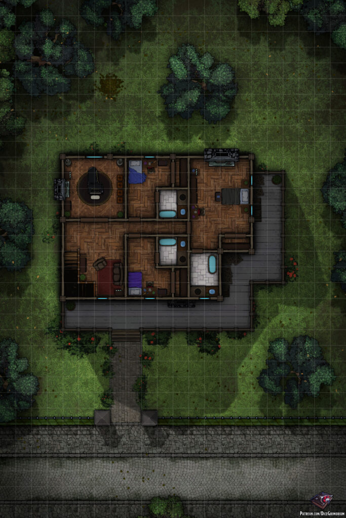 Noble House Battle Map